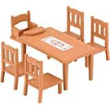 Sylvanian Families 2933 Family Table and Chairs,Furniture