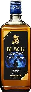 【数量限定】ブラックニッカディープブレンドナイトクルーズ瓶 [ ウイスキー 日本 700ml ]