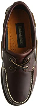 Classic 2-Eye Boat Shoes: 25077 Rootbeer Smooth