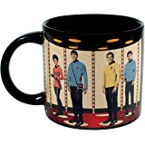 Unemployed Philosophers Guild 14399 Star Trek Transporter Coffee Mug