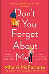 Don't You Forget About Me Kindle Edition