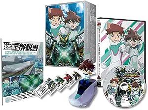 劇場版『新幹線変形ロボ シンカリオン 未来からきた神速のALFA-X』(Blu-ray 初回限定生産版)