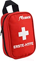 First Aid Kit for Hiking, Backpacking, Camping, Travel, Car & Cycling. with Waterproof Laminate Bags You Protect Your...