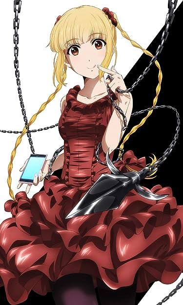 ダーウィンズゲーム  iPhone/Androidスマホ壁紙(480×800)-1 - シュカ / 狩野朱歌(カリノ シュカ)