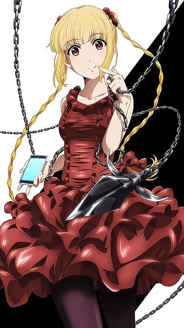 ダーウィンズゲーム  iPhone/Androidスマホ壁紙(480×854)-1 - シュカ / 狩野朱歌(カリノ シュカ)