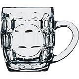 山下工芸 グラス ブリタニア300ジョッキ 10oz 11.5×11.5×9.5cm 13911000
