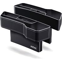 新型モデル Aurax 車 隙間 収納 ドリンクホルダー 車 シート 隙間 収納 シートサイドポケット 車用 収納ボック…