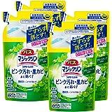 【まとめ買い】バスマジックリン 泡立ちスプレー SUPERCLEAN グリーンハーブの香り つめかえ用 330ml…