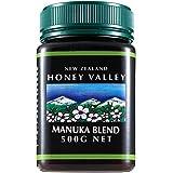 マヌカハニー ブレンド 500g ハニーバレー(100% Pure New Zealand Honey)マヌカ蜂蜜