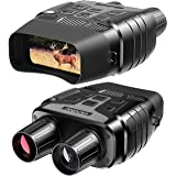 Rexing B1 Night Vision Goggles Binoculars with LCD Screen, Infrared (IR) Digital Camera, Dual Photo + Video Recording for Spo