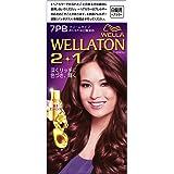 ウエラトーン 2+1 クリームタイプ 7PB 明るいピンクブラウン 白髪染め 深い髪色リッチに輝く 医薬部外品