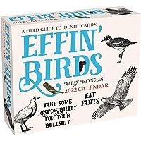 Effin' Birds 2022 Day-to-Day Calendar