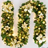 Christmas Decoration Rattan 2.7 m Encrypted Luxury Hanging Ornaments Christmas Tree Decorations