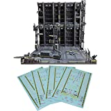 (UME-STAR) ガンプラ プラモデル ジオラマベース 格納庫 模型 展示 基地 戦艦 ドック プラモ 背景