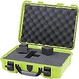 Nanuk 910 Waterproof Hard Case with Foam Insert - Lime