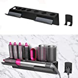 YILONG airwrap Stand for Dyson Airwrap Styler Curling Barrels Brushes, Hair Curling Wand Holder, Countertop Bracket Storage R