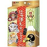 ピュアスマイル 招福にっぽんアートマスク お得なセットBOX(全4種類各1枚入り)