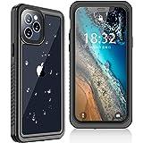 iPhone 12 防水ケース Oterkin iPhone 12 Pro 防水ケース IP68防水 全面カバー 耐衝撃…