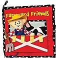 Manhattan Toys Farmyard Friends Book