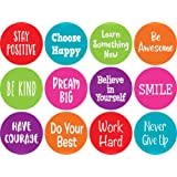 Spot On Positive Sayings Carpet Markers 4-inch (TCR77006)