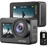 AKASO Brave 7 4K30FPS 20MP WiFi Action Camera with Touch Screen Vlog Camera EIS 2.0 Zoom Support External Mic Voice Control W