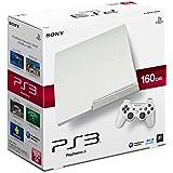 PlayStation 3 (160GB) クラシック・ホワイト (CECH-3000A LW)【メーカー生産終了】
