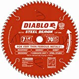 Diablo D0770F Steel Demon Ferrous Cutting Saw Blade