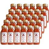 おもいろトマトのトマトジュース トマト100% 水・食塩・糖類等は一切不使用 無添加 食塩無添加 無塩 低塩 180ml×30本 ギフト 贈り物 贈答品 誕生日プレゼント 業務用
