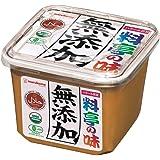 【マルコメ】 料亭の味 お味噌汁 無添加 ハラール 味噌汁 750g×2個セット