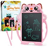 LCD Writing Tablet, Toys for 2 3 4 5 6 Years Old Girls Boys, LCD Drawing Tablet for Kids, Digital Doodle Board for Little Gir