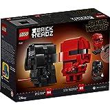 LEGO BrickHeadz Star Wars Kylo Ren & Sith Trooper 75232 Building Kit (240 Pieces)