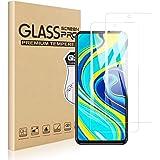 『2枚セット』 Redmi Note 9S ガラスフィルム 強化ガラス Note 9S 液晶保護フィルム 日本旭硝子製…