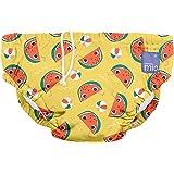 Bambino Mio Reusable Swim Nappy, Mellow Melon, Small (< 6 Months)