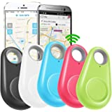 GBD GPS Tracker Smart Finder Locator for Kids Boys Girls Pets Key Wallet Car Dog Cat Child Bag Phone Alarm Anti Lost Selfie S