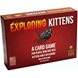 Exploding Kittens Card Games - Family-Friendly Party Games - Board Games for Family and Kids