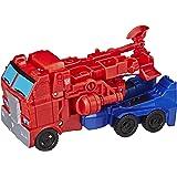 Transformers Optimus Prime Action Figure (4.25-inch, Multicolour)