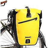 Rhinowalk 自転車 パニアバッグ リアバッグ サイドバッグ バイク 防水 大容量 軽い 収納力