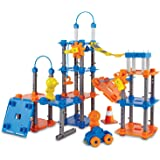 Learning Resources LER2843 City Engineering & Design Building set,Multi-color