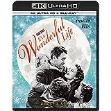 素晴らしき哉、人生! デジタル・リマスター版 4K Ultra HD+ブルーレイ[4K ULTRA HD + Blu-ray]
