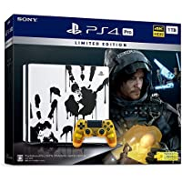 PlayStation 4 Pro DEATH STRANDING LIMITED EDITION 特別販売 【Amaz…