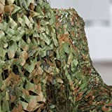 Camouflage Net Army Military Hunting Forest Camo Net for Camping, Outdoor Sun, Theme Party Decoration, Car Covers Camouflage