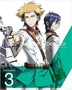 革命機ヴァルヴレイヴ 2nd SEASON 3(完全生産限定版) [Blu-ray]