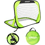BAYINBULAK Pop Up Soccer Goal Portable Soccer Net for Kids Backyard Training, 1 Pack