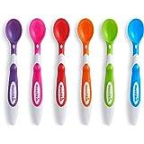 Munchkin Soft-Tip Infant Spoons 6 Piece Set