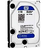 WD HDD 内蔵ハードディスク 3.5インチ 2TB WD Blue WD20EZRZ-RT SATA3.0 5400…