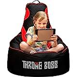 Premium Gaming Bean Bag Chair for Kids [No Filling], Big Bean Bag Chair Teens, Dorm Chair, Video Game Chairs, Bean Bag Gaming