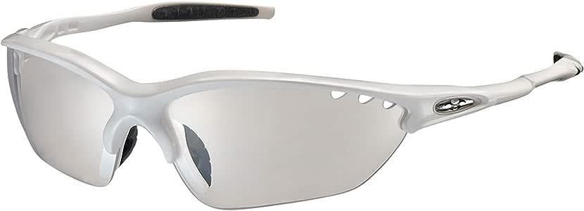 OGK KABUTO(オージーケーカブト) ビナートX フォトクロミック [ホワイト] クリア調光レンズ サイクルスポーツアイウェア Binato-X Photochromic
