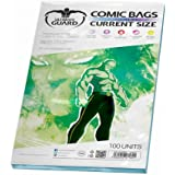 Ultimate Guard UGD020002 Comic Bags Resealable Current Size (100)