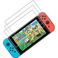 3枚入り Nintendo Switch用 保護 ガラスフィルム 任天堂ニンテンドー スイッチ ブルーライトカット 日本…