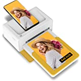 KODAK Dock Plus Portable Instant Photo Printer, Compatible with iOS, Android and Bluetooth DevicesFull Color Real Photo (4x6)